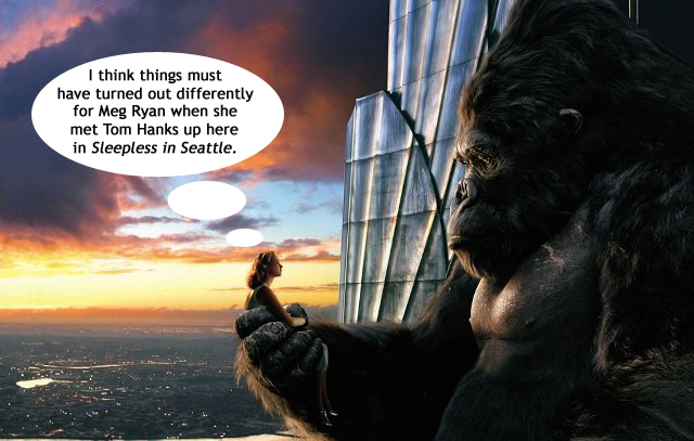 From King Kong (2005, Big Primate/Universal Pictures)