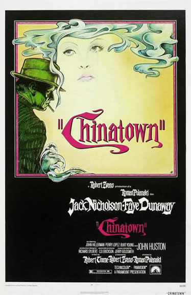 © 1974, Paramount Pictures Chinatown, USA